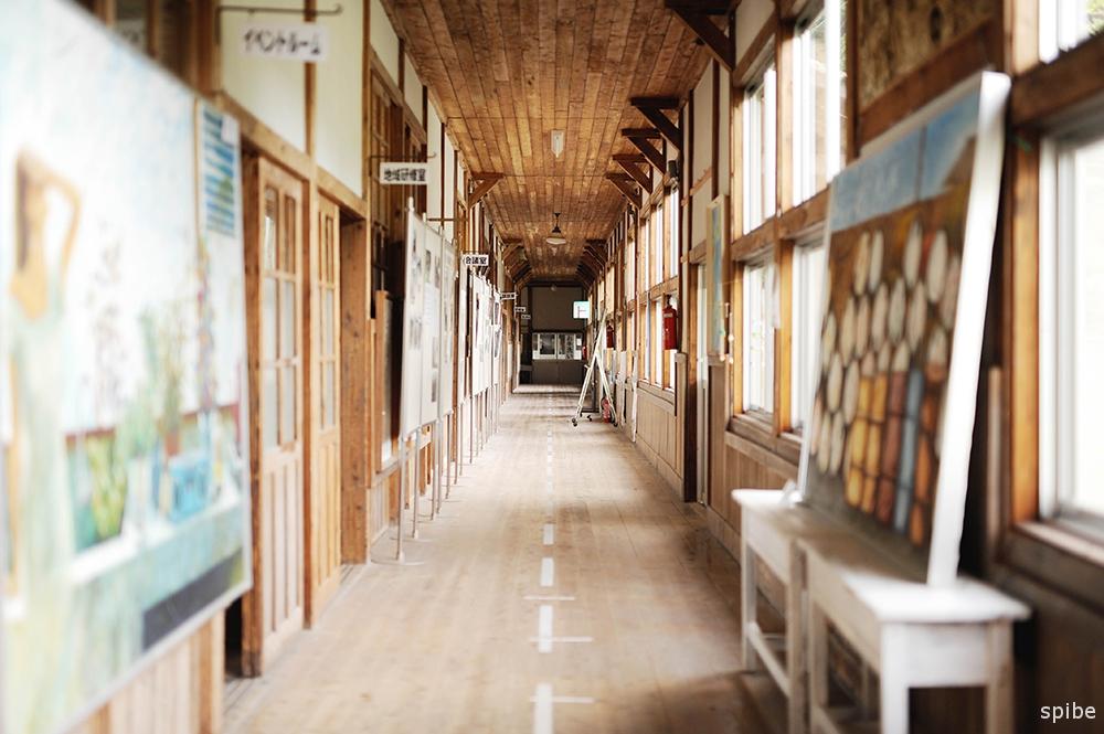 旧鳳鳴小学校|美祢市 | spibe